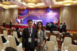 Công ty TNHH cơ điện lạnh Quang Thắng cùng tổng công ty Đường Sắt Việt Nam tham dự hội nghị đường sắt ASEAN lần thứ 40 tại Myanmar